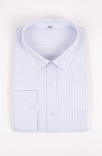 全新《时尚·线灰色》衬衫小外八字领系列