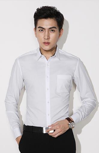 全新《经典·纯白》衬衫系列