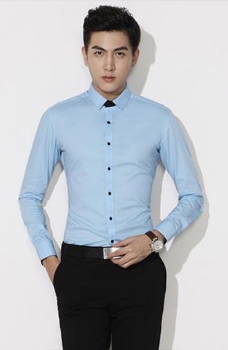 全新《经典·天蓝》衬衫系列