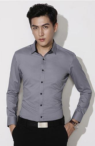 全新《经典·灰色》衬衫系列