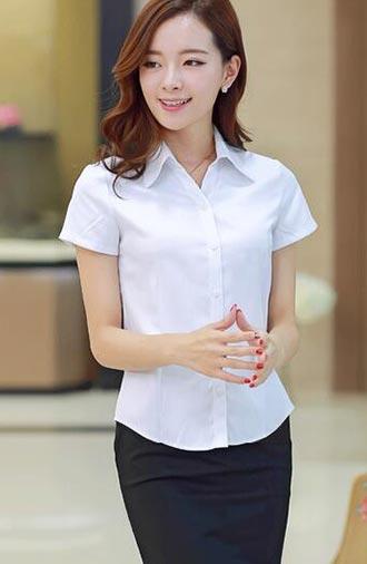 全新《经典·纯白》短袖衬衫系列