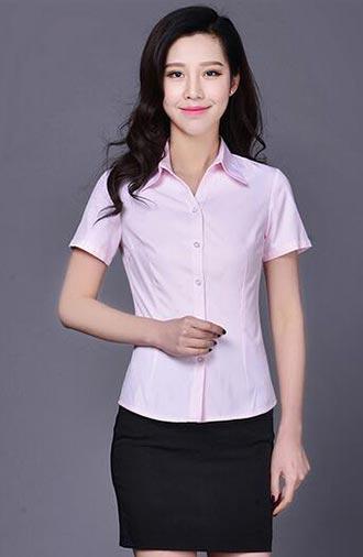 全新《经典·粉色》短袖衬衫系列