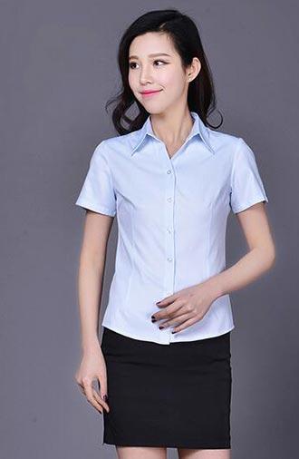 全新《经典·天蓝》短袖衬衫系列