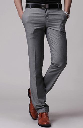全新《时尚·浅灰》裤子系列