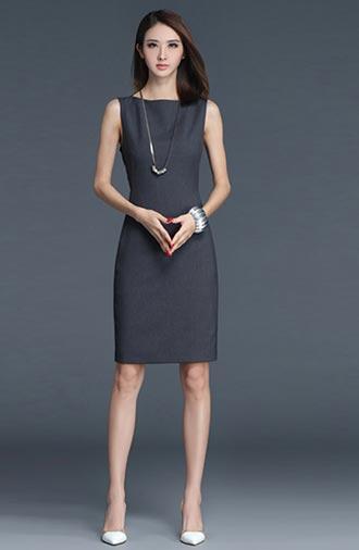全新《时尚·灰色》职业装系列